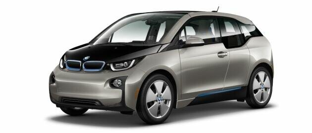BMW i3 PEV