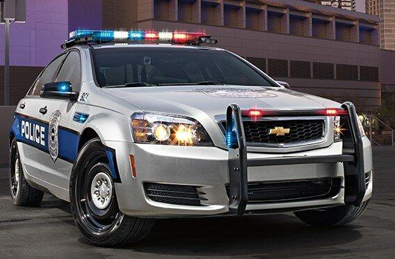 Chevrolet Caprice Police Patrol