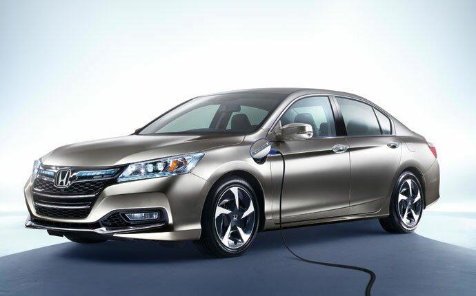 Honda Accord Plug In