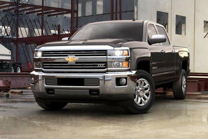 Silverado 2500HD Diesel