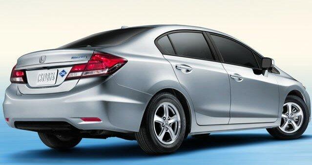 Honda Civic CNG